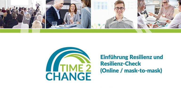 Time2Change, Willkommen, Time2Change GmbH